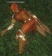 A Giantslayer messenger