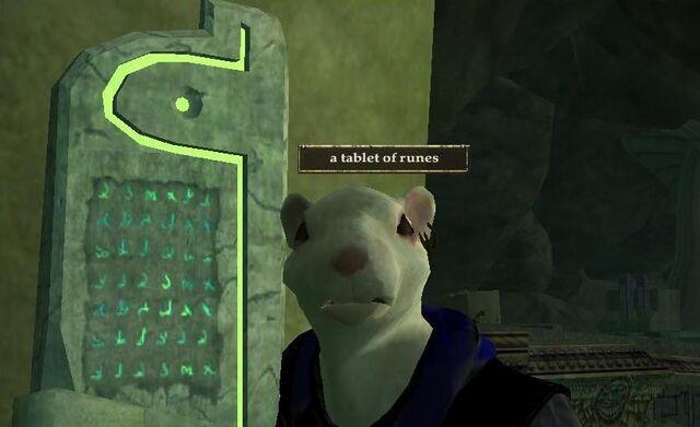 File:A tablet of runes2.jpg