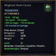 Blighted Heart Guard
