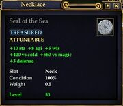 Seal of the Sea