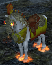 Steed of the Blazing Sun (House Item) (Visible)