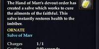 Salve of Marr