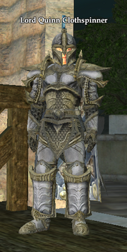 Lord Quinn Clothspinner