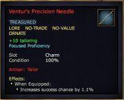 Ventur's Precision Needle