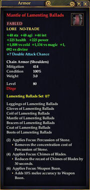 LamentingBallads mantle