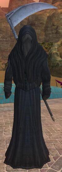 Grim Sorcerer IV (Adept)