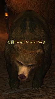 Enraged Slumber Paw