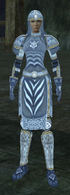 T9 Leather Healer - Easy (Armor Set) (Visible, Female)