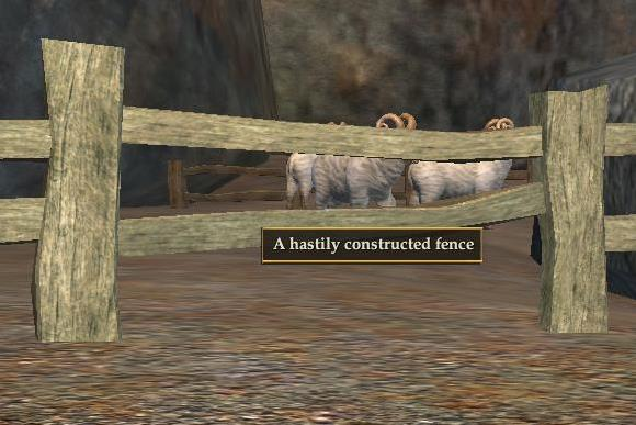 File:A hastily contructed wooden fence.jpg