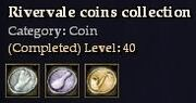 CQ coin rivervale Journal