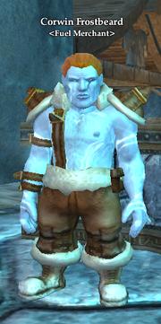 Corwin Frostbeard