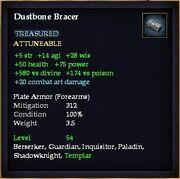 Dustbone Bracer