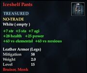 Iceshelf Pants