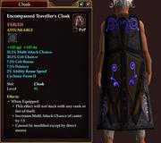 Encompassed Traveller's Cloak