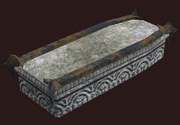 Sealed Stone Sarcophagus (Visible)