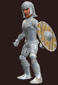 Shimmering Star (Armor Set) (Visible, Male)