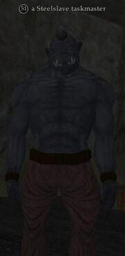 Steelslave taskmaster