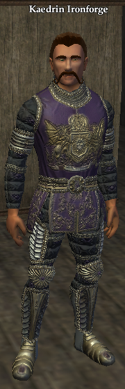 Baron Kaedrin Ironforge