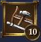 Icon Achievement Woodworker 10