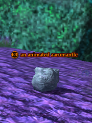 An animated aarumantle