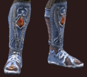 Vesspyr Citizens Blue Boots (Equipped)
