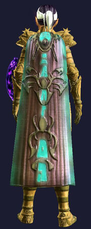 Frostruned Cloak of Rime(worn)