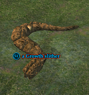 A Growth slither