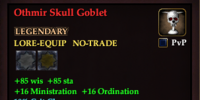 Othmir Skull Goblet