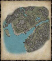 Map village of shin