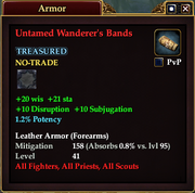 Untamed Wanderer's Bands
