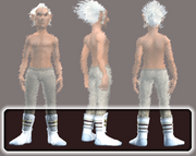 Beguiler's Shoes of the Citadel (Equipped)