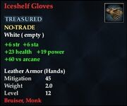 Iceshelf Gloves