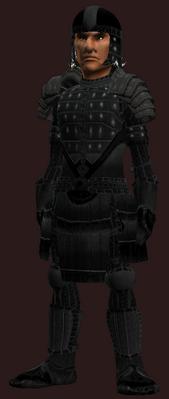 Stormbringer's Citadel (Armor Set) (Visible, Male)