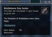 Bristlebane Day Jester