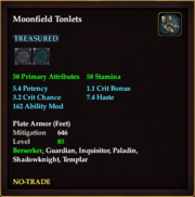 Moonfield Tonlets