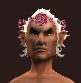 Peppermint Candy Crown (Equipped)