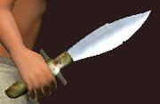 Darkened Blade (Equipped)