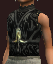 Midnight Vest of the Far Seas Traders (Equipped)