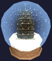 The Mystical Snowglobe (Visible)