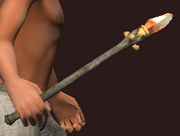 Wand of the Far Kingdom (Equipped)