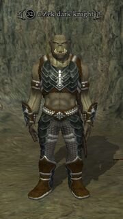 A Zek dark knight
