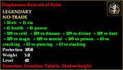 Diaphanous Bulwark of Bylze