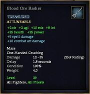 Blood Ore Basher