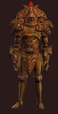 Archon's Sacrosanct (Armor Set) (Visible, Male)