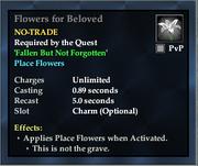 Flowers for Beloved