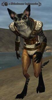 Skindancer legionnaire
