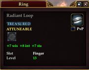 Radiant Loop