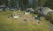 Eerie Encampment