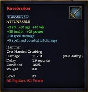 Kneebreaker