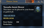 Toxxulia forest flower